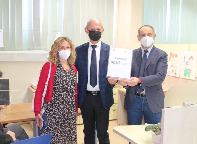 ATTIVO IN COMUNE IL SERVIZIO DI RILASCIO GRATUITO DELL'IDENTITA' DIGITALE 'SPID'