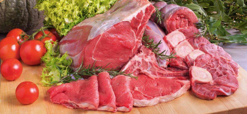 Il consumo regolare  di carne farebbe aumentare il rischio di contrarre diverse malattie