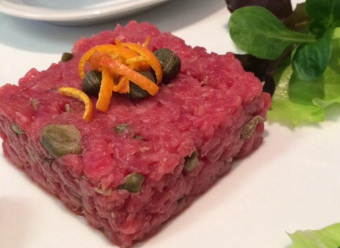 Richiamo per carne cruda alla piemontese con escheria coli produttore di Shigatossine.