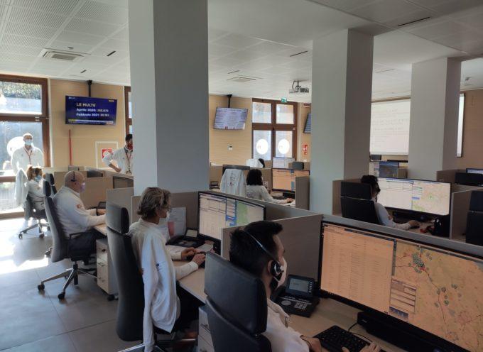 da oggi un unico numero di emergenza anche in provincia di Lucca e Massa Carrara – già prese in carico oltre 200 mila chiamate
