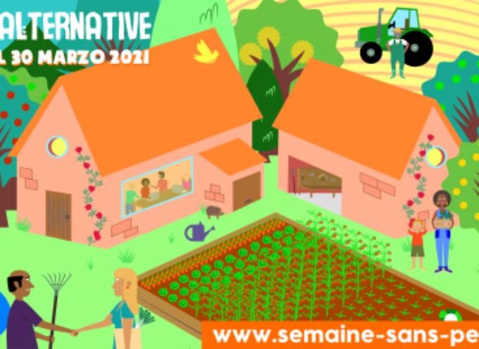 Settimana per le alternative ai pesticidi 2021, alla conquista della piena sovranità alimentare