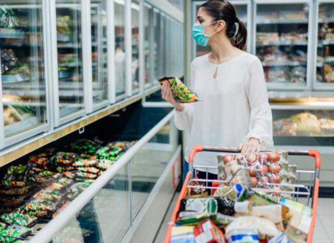 L'impatto del Covid sull'agroalimentare. Vendite al dettaglio +7,4%, ristorazione giù del 42%