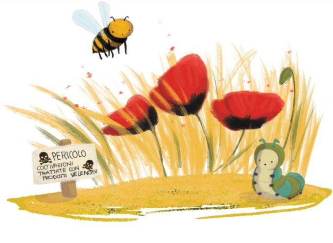 AcciPolline! Salvare il mondo con l'ape Valentina, il libro che ogni bimbo dovrebbe leggere