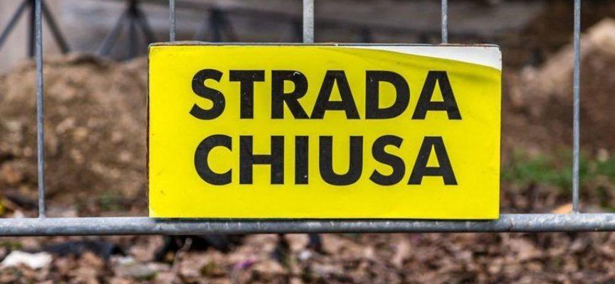 CASTELNUOVO DI GARFAGNANA – STRADA CHIUSA PER LAVORI