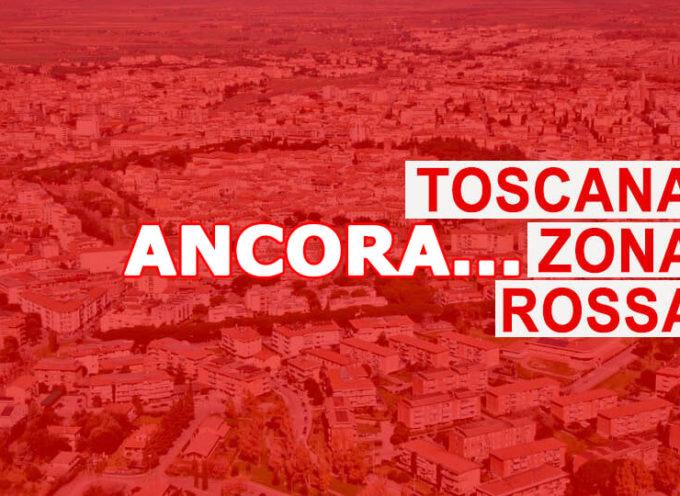 LA TOSCANA RIMANE PER ALTRI 15 GIORNI IN ZONA ROSSA A PARTIRE DAL 6 APRILE