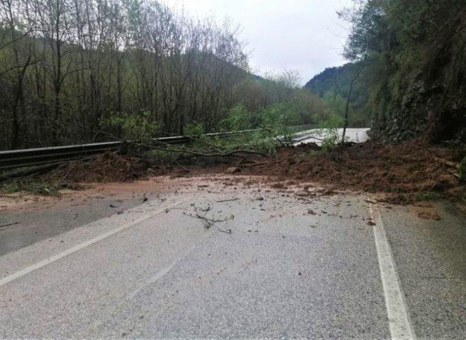 Aggiornamento strade provinciali post maltempo dei giorni scorsi.
