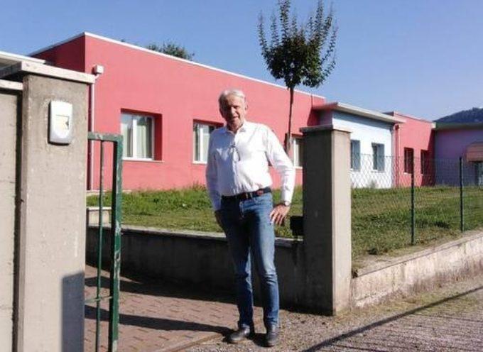 Marco Remaschi.. Restyling delle scuole dell'infanzia