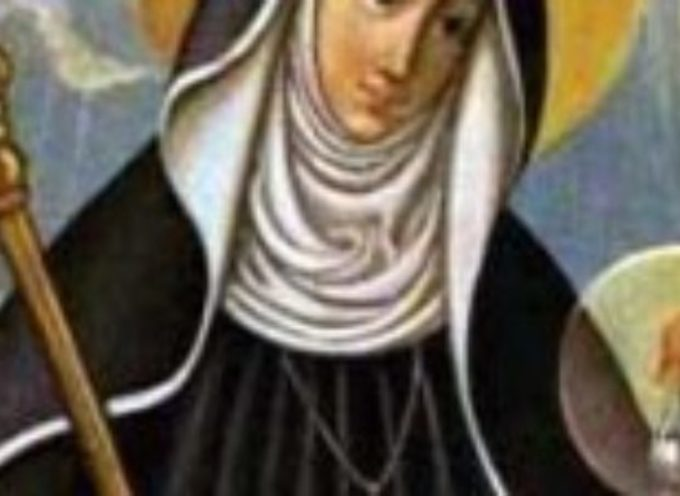 Il Santo del giorno, 1 Maggio: Santa Valpurga,