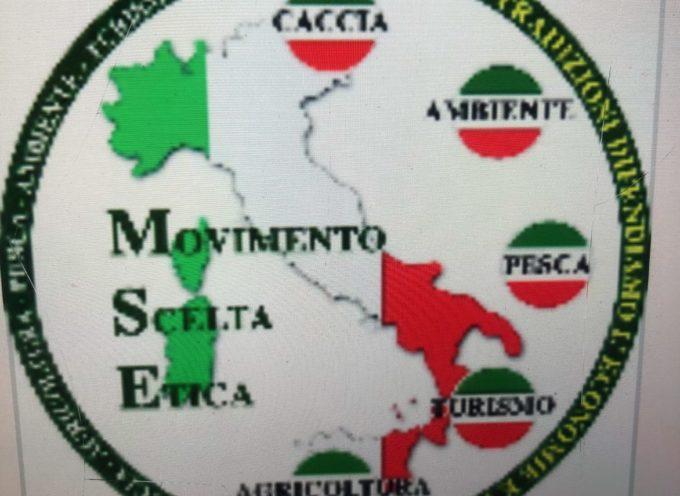 Movimento Scelta Etica – Inizia il tesseramento per chi è stanco della nuova politica
