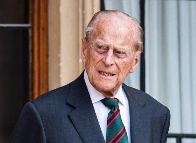 Il Principe Filippo è morto