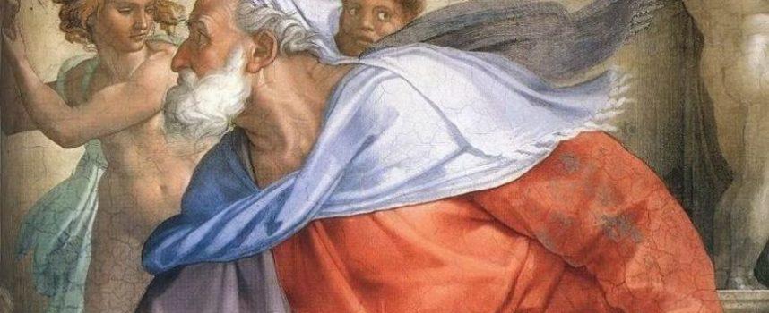IL SANTO DEL GIORNO 10 APRILE SANT'EZECHIELE