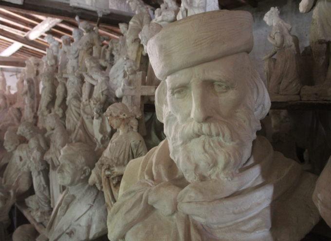 la storica gipsoteca Luisi nell'aula magna del complesso di S. Agostino, comune prepara l'allestimento