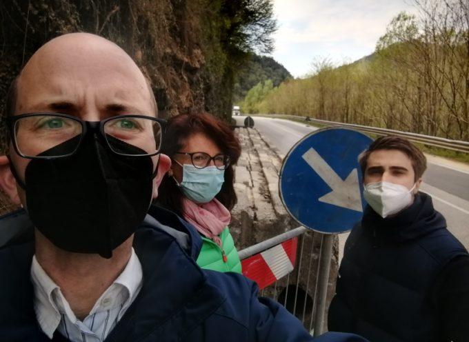 FORZA ITALIA – SULLA  VIABILITA IN VALLE