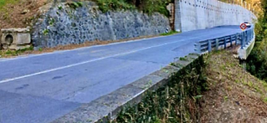 """VIABILITA' GARFAGNANA – PER IL 3° LOTTO DI LAVORI SULLA SR 445 IN LOCALITA' """"ACQUABONA"""""""