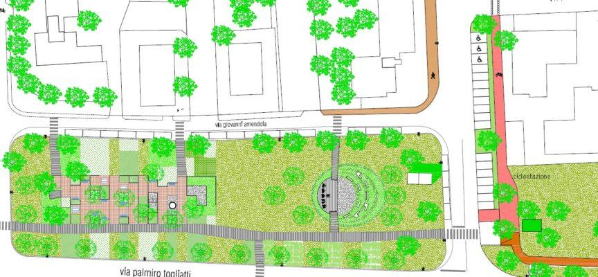 a Sant'Anna al via in estate i cantieri per le nuove piste ciclabili, marciapiedi e aree a verde