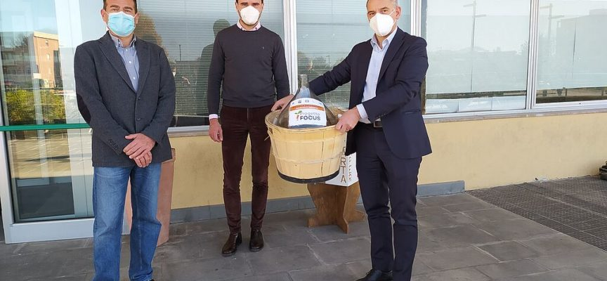 Progetto Focus: un primo quantitativo di mozziconi di sigarette raccolto a Capannori