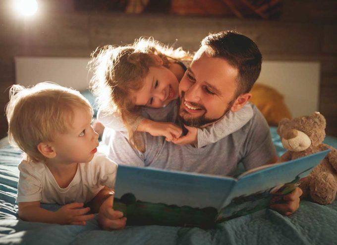 Leggi i libri ogni giorno al tuo bambino! Lo aiuterai a imparare 1.4 milioni di parole in più