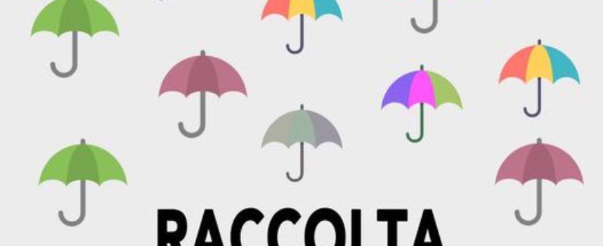 Al via, a Barga, la raccolta degli ombrelli usati.