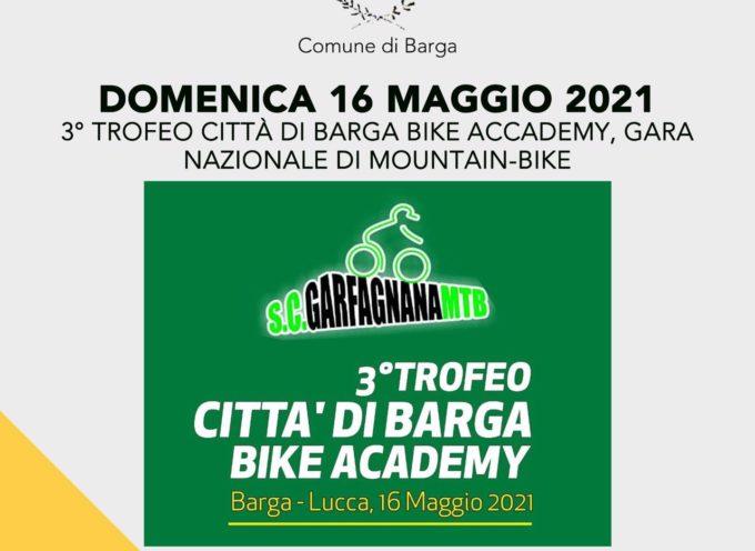 3° Trofeo Città di Barga Bike Accademy, gara nazionale di Mountain-bike.