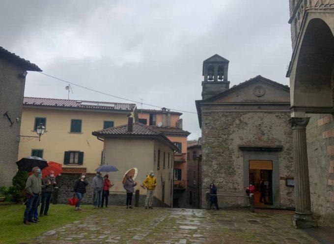 Si concludono le giornate del Fai di Primavera a Castiglione dì Garfagnana.