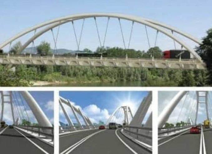 il Nuovo ponte sul Serchio