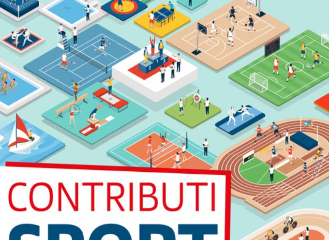 contributo regionale finalizzato a sostenere le attività sportive sul territorio regionale