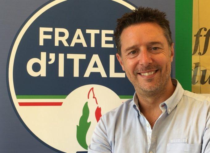 """1 Maggio, Fabrizio Rossi (Fdi): """"Non è festa senza lavoro. Il coprifuoco sta ammazzando la nostra economia"""""""