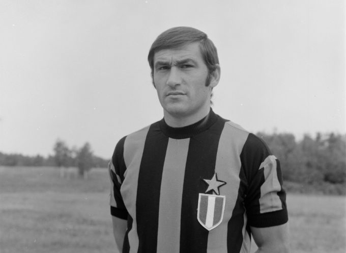 """è morto a 82 anni Tarcisio Burgnich. L'Inter: """"Sarai sempre la nostra 'Roccia'"""""""