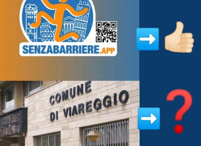 """Viareggio, Chiara Benedusi FDI – """"Senza Barriere"""": """"Ottimo progetto, peccato l'assenza dell'amministrazione comunale""""."""