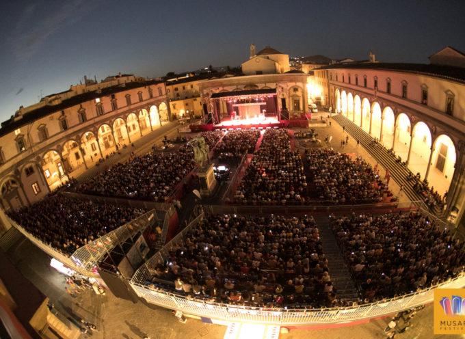 Musart Festival – Musica, danza, visite a luoghi d'arte Dal 15 al 27 luglio nel cuore di Firenze