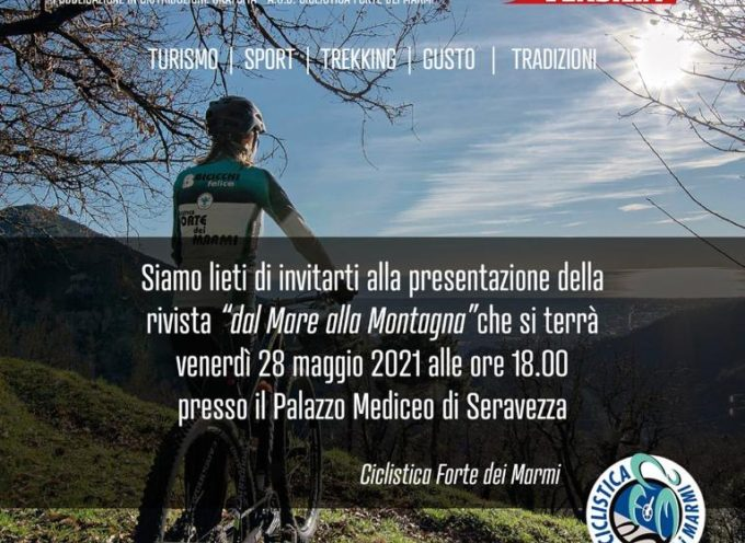 """a  Palazzo Mediceo – la  Presentazione della rivista """"Dal Mare alla Montagna""""."""
