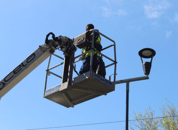 illuminazione pubblica, nuovi punti luce e riqualificazione per 130 impianti tra Tonfano
