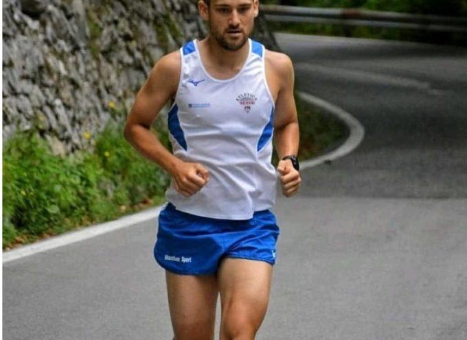 IL lucchese Francesco Giannecchini quattordicesimo alla '100km del Passatore'