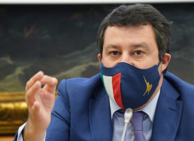 """Processo Gregoretti, non luogo a procedere per Salvini: """"Il fatto non sussiste"""""""