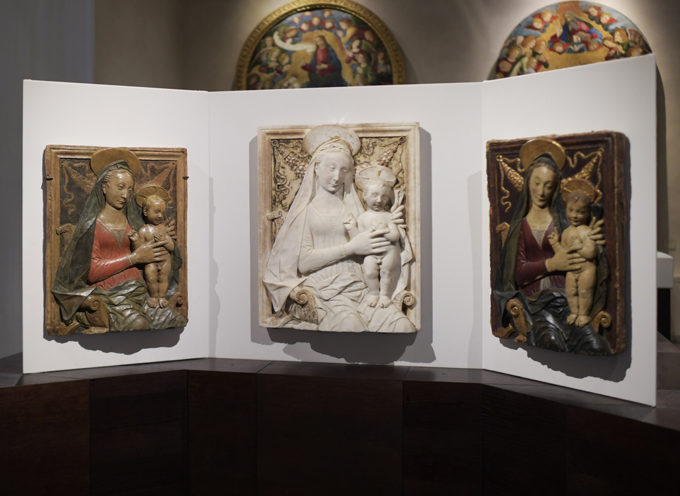 Al Museo nazionale di Villa Guinigi in mostra due opere inedite di Matteo Civitali.