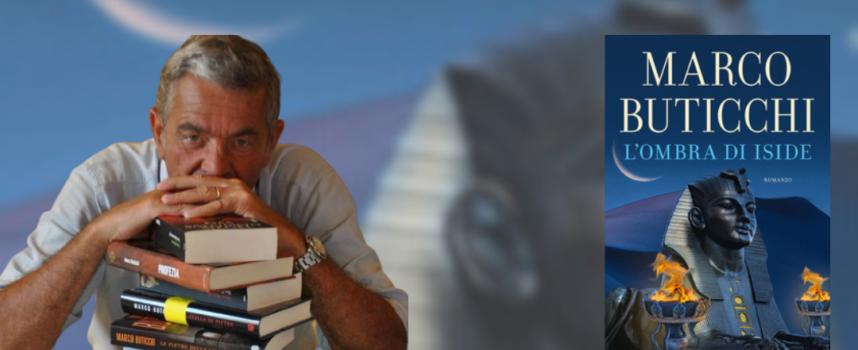 VILLA BERTELLI – Primo appuntamento – L'ombra di Iside l'ultimo libro di Marco Buticchi,
