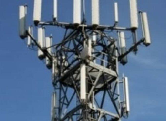 CONTROLLO DI QUATTRO IMPIANTI DI TELEFONIA MOBILE: VALORI AL DI SOTTO DEL LIMITE DI LEGGE