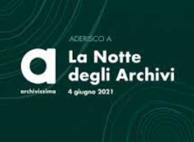 L'archivio storico comunale di Borgo a Mozzano aderisce alla notte degli archivi 2021
