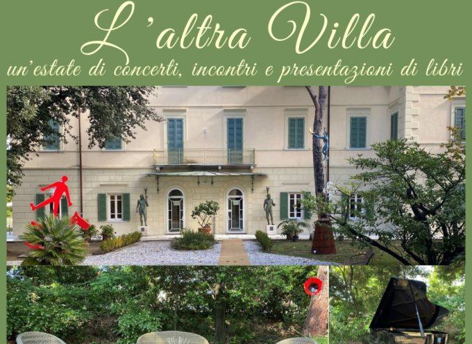 Villa Bertelli presenta L'altra Villa