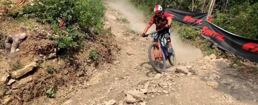A Minazzana la prima prova del C.I. di E-Bike Enduro