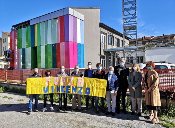 La lettura urbanistica di San Vito in mostra alla Biennale di Architettura  di Venezia: