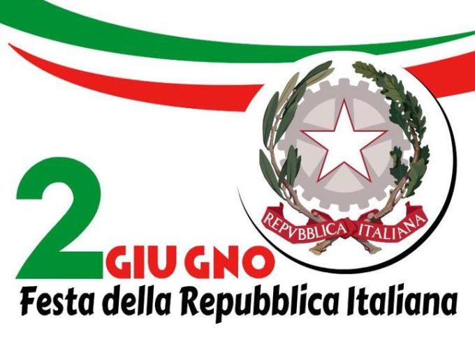 Oggi ricorre il 75° anniversario della Repubblica Italiana.