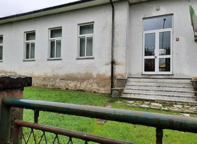 CASTELVECCHIO DI COMPITO –  lo stato di fatiscenza dell'asilo di #CastelvecchioDiCompito