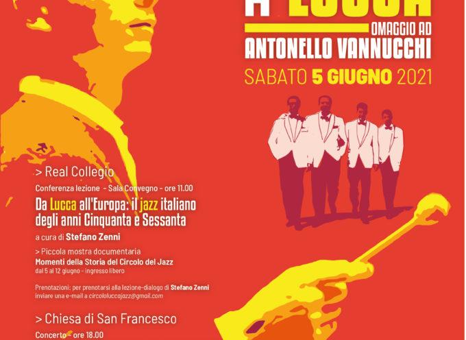 In streaming il concerto omaggio ad Antonello Vannucchi