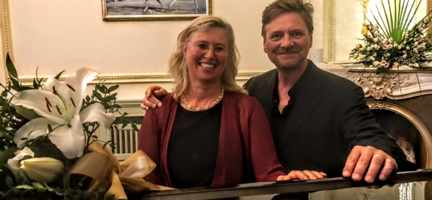 """Il Duo pianistico Nicora – Baroffio in concerto alla Chiesa di San Francesco per il concerto inaugurale degli """"Incontri Musicali"""" a Borgo a Mozzano"""