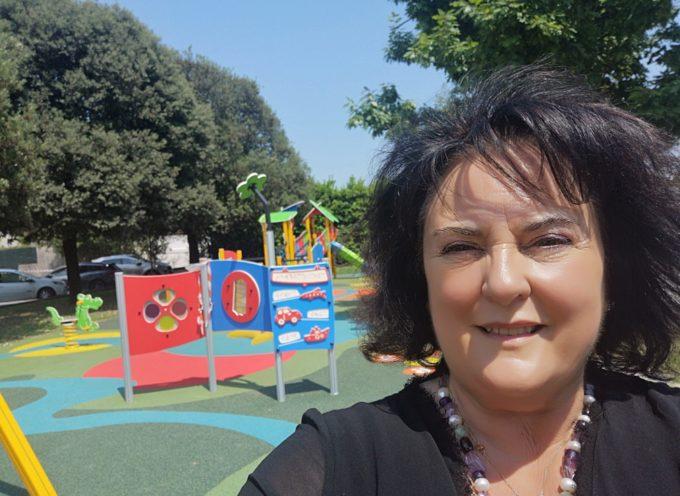 """Intitolare il parco giochi di Lunata al dr. Giuseppe Fontana, che ci ha lasciato prematuramente pochi giorni fa"""""""