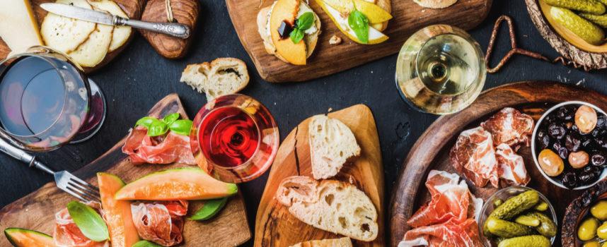 Come fare un aperitivo sano? I consigli della nutrizionista