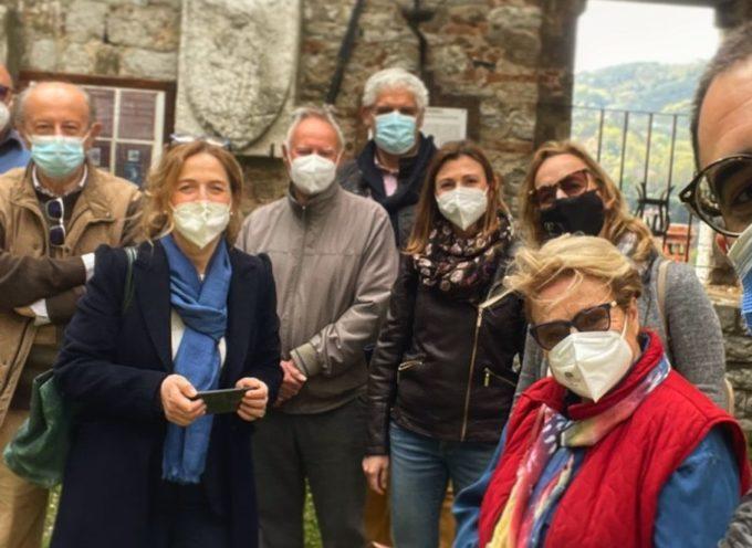 Un progetto da 270mila euro per valorizzare e rendere accessibile a tutti il castello di Nozzano