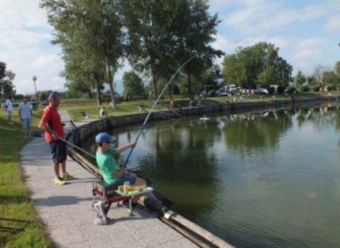 Lammari – Dal 5 luglio il via alla scuola di pesca per bambini,