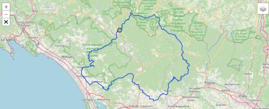 Tuscany Extreme, arriva in Garfagnana la seconda edizione della corsa ciclistica